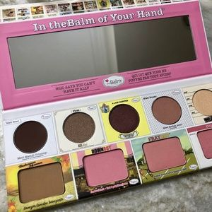 The Balm In The Balm Of Your Hand Vol 2 Palette